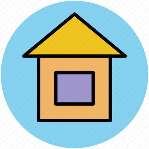 building, bungalow, cottage, hut, lodge, real estate, shack icon
