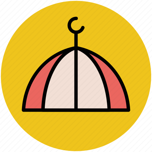 house of god, house of worship, mosque, place of worship, temple icon