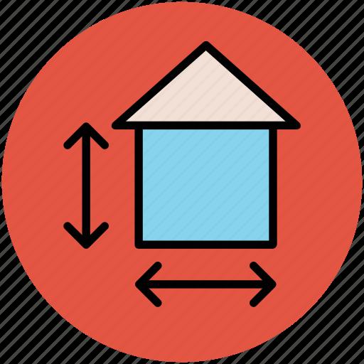blueprint, building plan, diagram, draft, house construction, house plan, projection icon