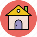 barn, building, farm house, real estate, silo, storehouse icon