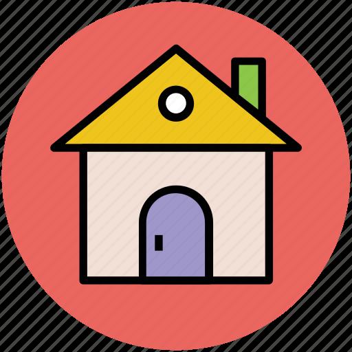 barn, building, farm house, real estate, silo, storehouse icon