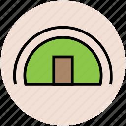 passageway, subway tunnel, tunnel, underpass, underpass tunnel icon