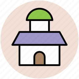 agricultural home, farm house, home, rural house, traditional house icon
