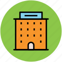building, hotel, hotel building, inn, tavern icon