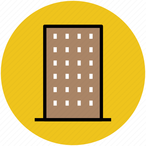 buildings, business centre, modern buildings, modern office, office building icon