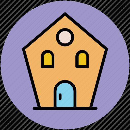 godown, secure storage, storage garage, storage unit, storage warehouse, warehouse icon