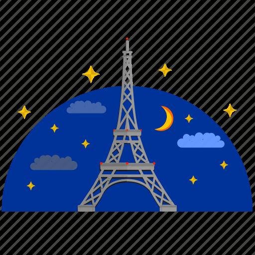 Eiffel Tower Interior Paris France Travel Guide Photo