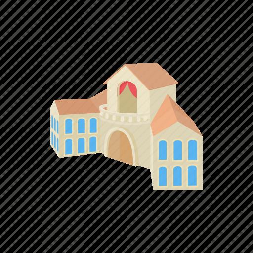 architecture, building, cartoon, christian, christianity, church, religion icon