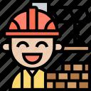 construction, industry, civil, building, site