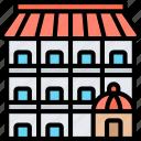 residential, apartment, condominium, hotel, property