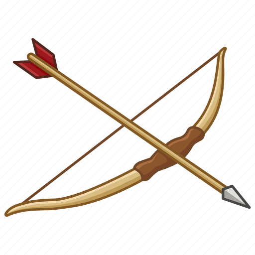 archer, archery, arrow, bow, cavalry, long icon