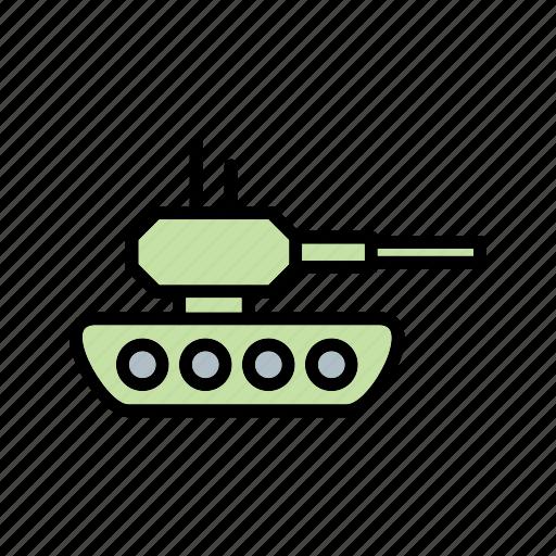 army, tank, war icon