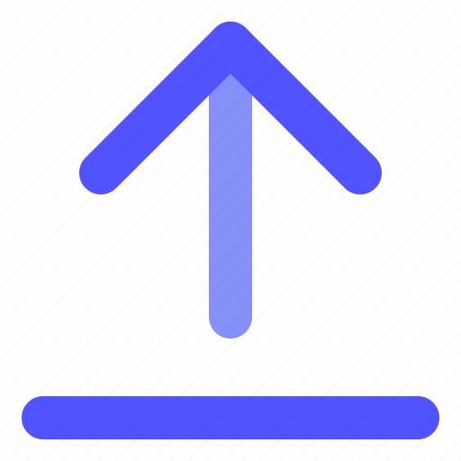 Arrow, direction, upload icon - Download on Iconfinder