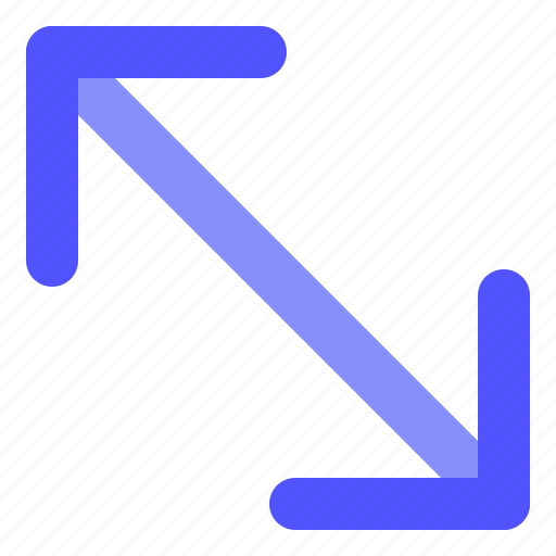 Arrow, direction, expand icon - Download on Iconfinder