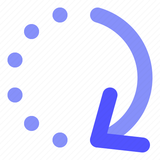 Arrow, direction, loading icon - Download on Iconfinder