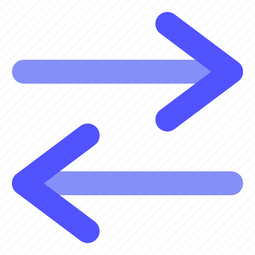 Arrow, direction, left, right, transfer icon - Download on Iconfinder