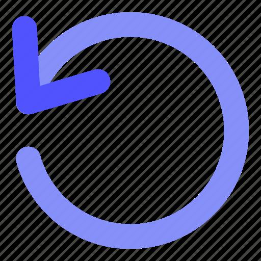 Arrow, direction, undo icon - Download on Iconfinder