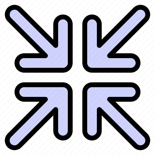 Arrow, direction, focus icon - Download on Iconfinder