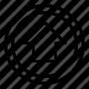 arrow, arrows, direction, up, upload