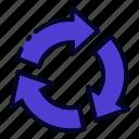 arrow, arrows, circle, direction, refresh, reload