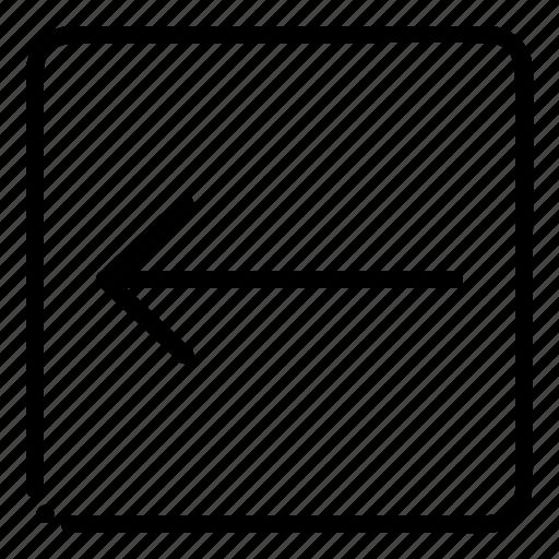 Arrow, left, arrows icon - Download on Iconfinder