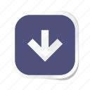 align, arrow, arrows, direction, navigation, sign icon
