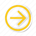 align, arrow, arrows, direction, navigation, sign, next