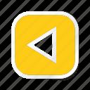 align, arrow, arrows, direction, navigation, rewind, sign icon