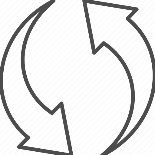 arrow, navigation, pointer, upload icon