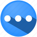 chat, envelope, information, mail, menu, message, speech icon