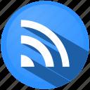 communication, envelope, information, internet, menu, message, rss icon