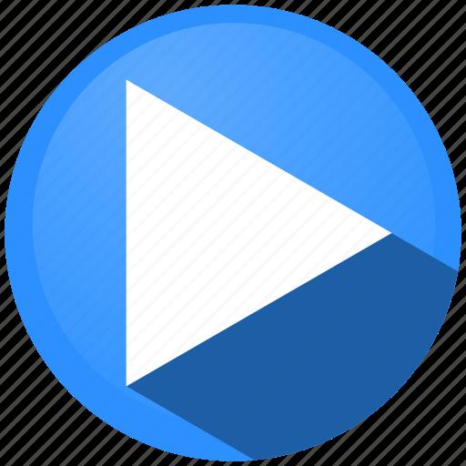 film, menu, music, play, player, video, youtube icon