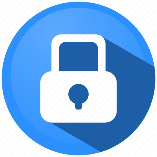 access, locked, menu, padlock, protect, safety, security icon