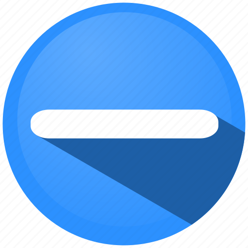 delete, grid, level, menu, minus, remove, separation icon