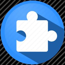 configuration, control, element, menu, preferences, puzzle, settings icon
