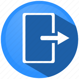 access, doors, locked, menu, protect, safety, security icon