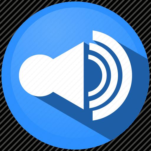 control, menu, music, play, player, sound, speaker icon