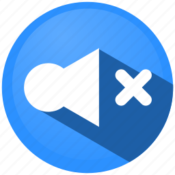 control, menu, settings, silent, sound, speaker, volume icon