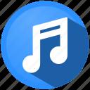 control, media, menu, music, play, sound, speaker icon