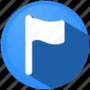 flag, gps, map, menu, navigation, permissions, world icon