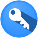 access, key, menu, protect, safety, secure, security icon