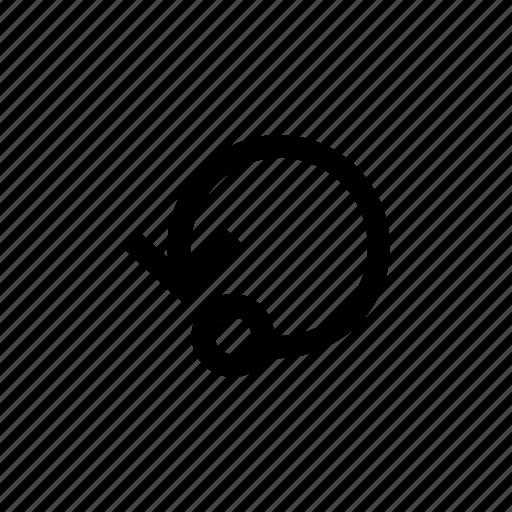 arrow, arrows, circle, connecting, loop, refresh, reload icon