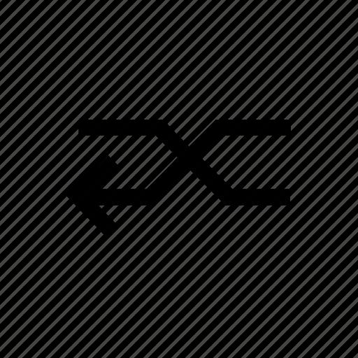 arrow, arrows, conne, connect, down, left, mix icon