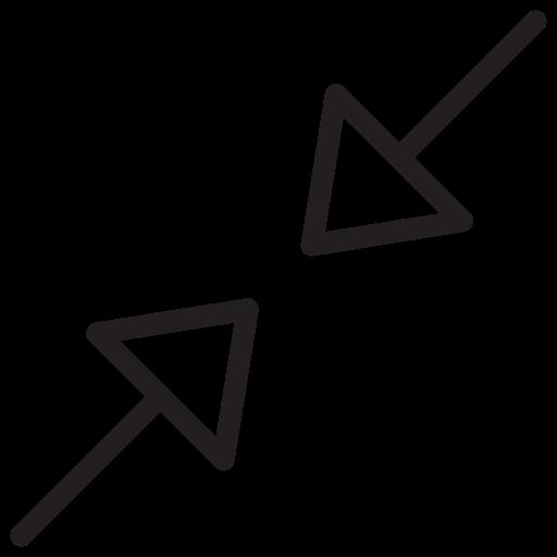 apart, arrow, arrows, arrows icon icon