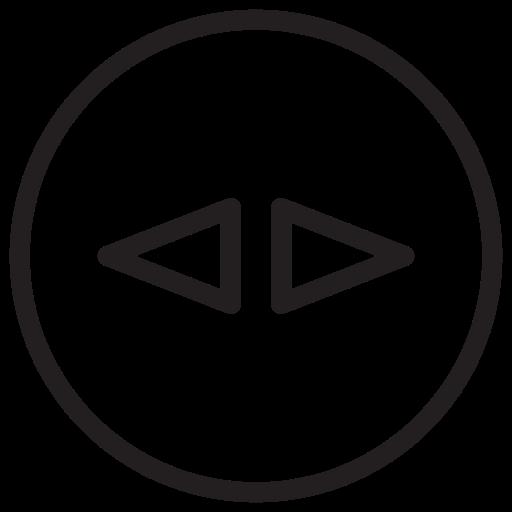 arrow, arrows, directions, sort icon icon