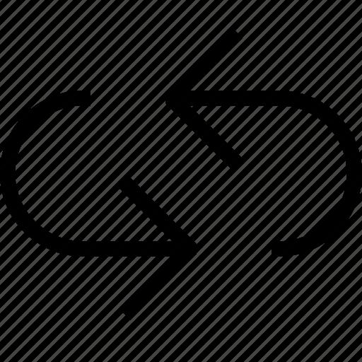 cycle, loop, looping, multiple, music, refresh, replay icon