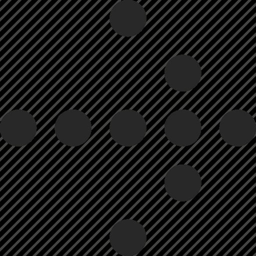 arrow, direction, forward, next, pointer, right, vector icon