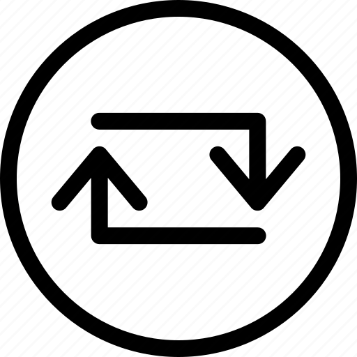 exchange, load, loading, loading arrows, reload icon