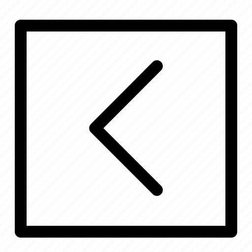 Arrow, chevron, left arrow, previous icon - Download on Iconfinder