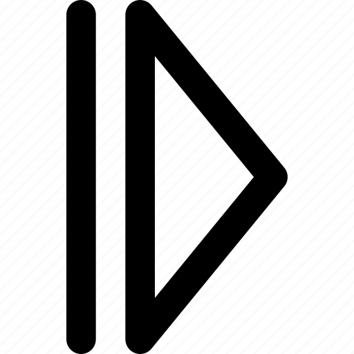 arrow, arrows, creative, forward, grid, next, shape icon